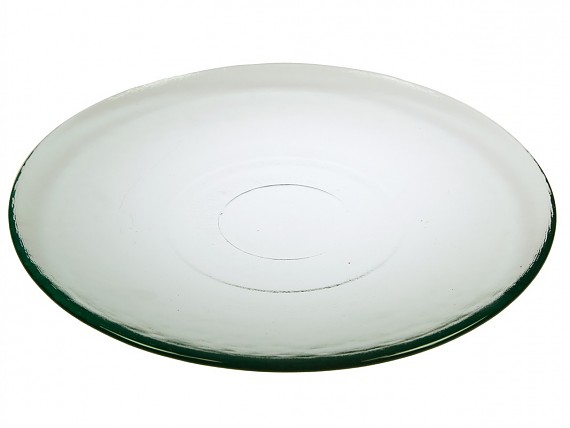 Recibidor con espejo vintage con forma de ventana - Bajo plato ikea ...