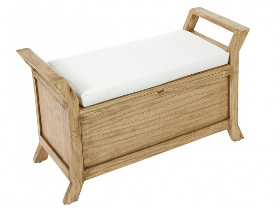 Comprar ba les y arcones ba l arc n dormitorio sal n - Banco arcon madera ...