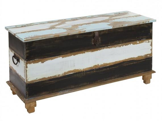 Muebles decapados en madera o metal de primera calidad - Decorar baul vintage ...