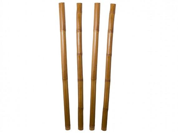 Decorar con ca as de bamb natural en interior y exterior for Espejos de cuerpo completo modernos