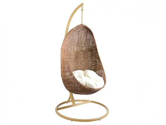 Tumbonas colgantes soporte para silla colgante familiar for Tumbona colgante