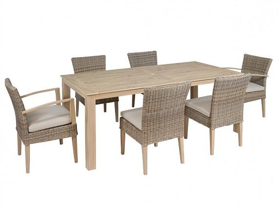 Mesa y taburetes altos para terraza y jard n conjunto bar Conjunto de mesa y sillas de jardin