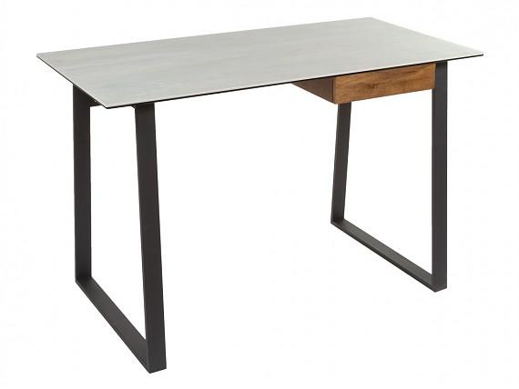 Aparador shabby chic blanco y roble de madera de paulownia - Patas para escritorio ...