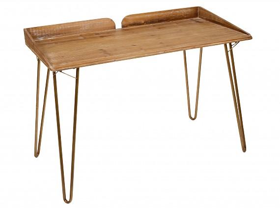Tienda de muebles y decoraci n online for Escritorio industrial vintage