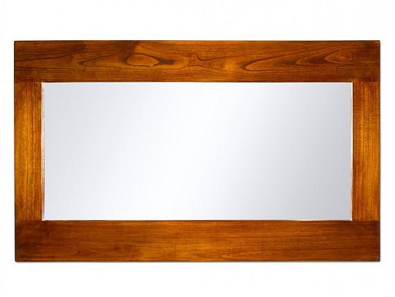 Consola entrada con espejo estilo n rdico muebles online for Espejos horizontales para salon