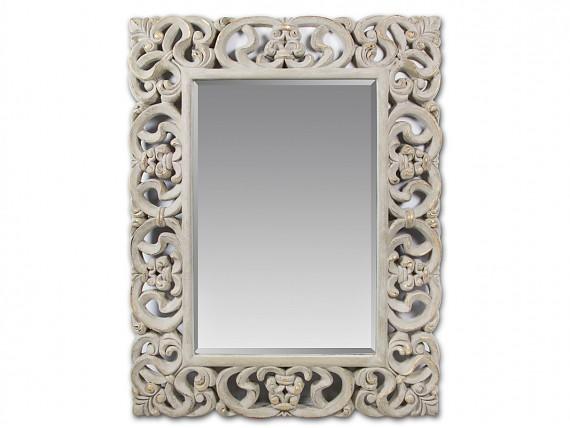 Marcos con espejos espejo vintage anticuado marco ideas for Espejos grandes con marco
