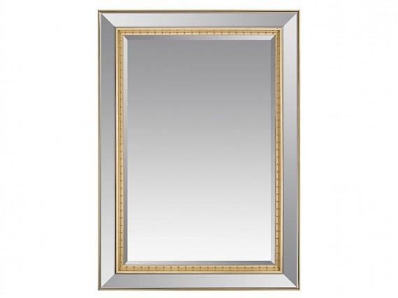 espejo champn biselado