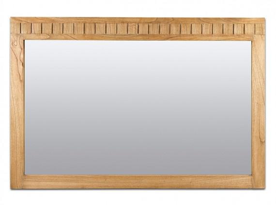 espejo de madera grande chicago