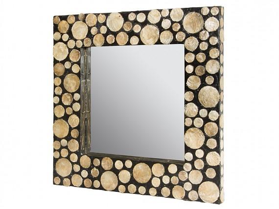 Espejos retro espejo de estilo retro online for Espejos con marcos decorados