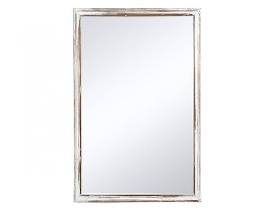 Espejos envejecidos espejos decapados online for Espejo pared vintage