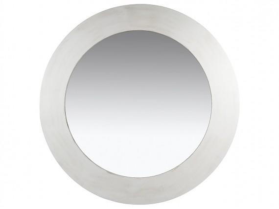 Espejos decorativos comprar espejo decoraci n for Espejo redondo blanco