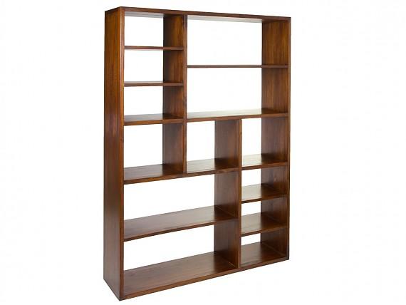 Comprar estanter as librer as con estantes repisas - Como colocar estanterias ...