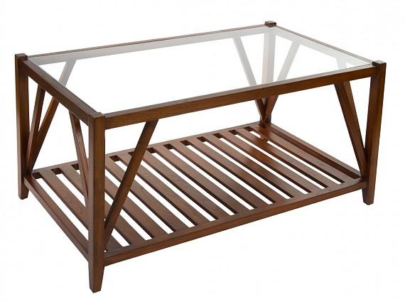 Silla reclinable jard n 5 posiciones de aluminio y tela for Mesas de centro madera y cristal