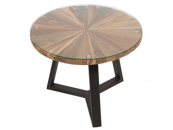Mesas de centro sal n comprar mesa de centro - Mesas de centro redondas amazon ...