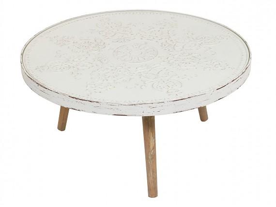 Comprar muebles calidad tienda online de muebles - Mesa redonda vintage ...