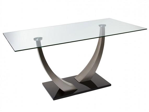 Comprar mesa comedor venta mesas de comedor tienda online - Mesas comedor cristal y acero ...