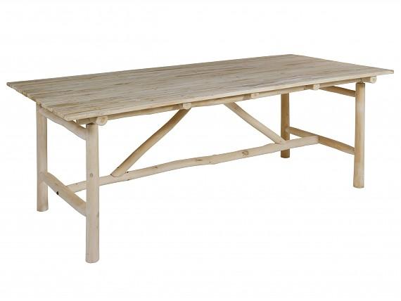 Silla director blanca de madera y tela - Comprar silla director blanca