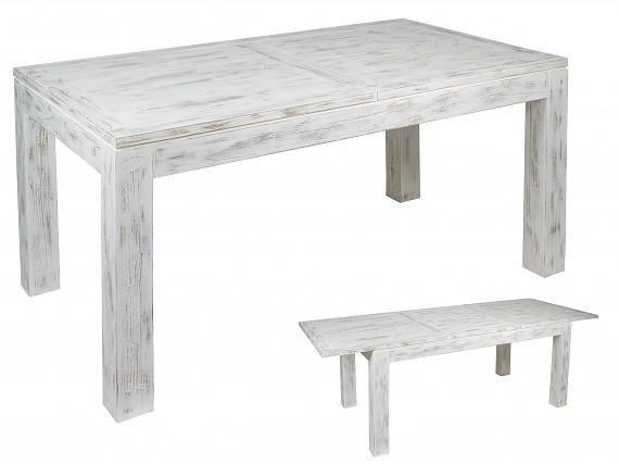Mesas extensibles comprar mesas extensibles de comedor - Mesa extensible blanca ...