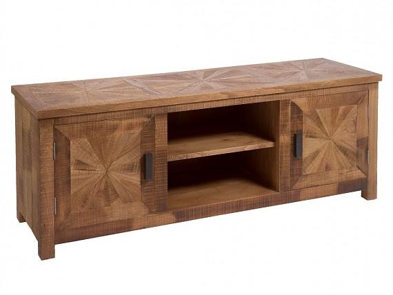 Comprar mesas tv muebles televisi n sal n for Mueble tv madera maciza