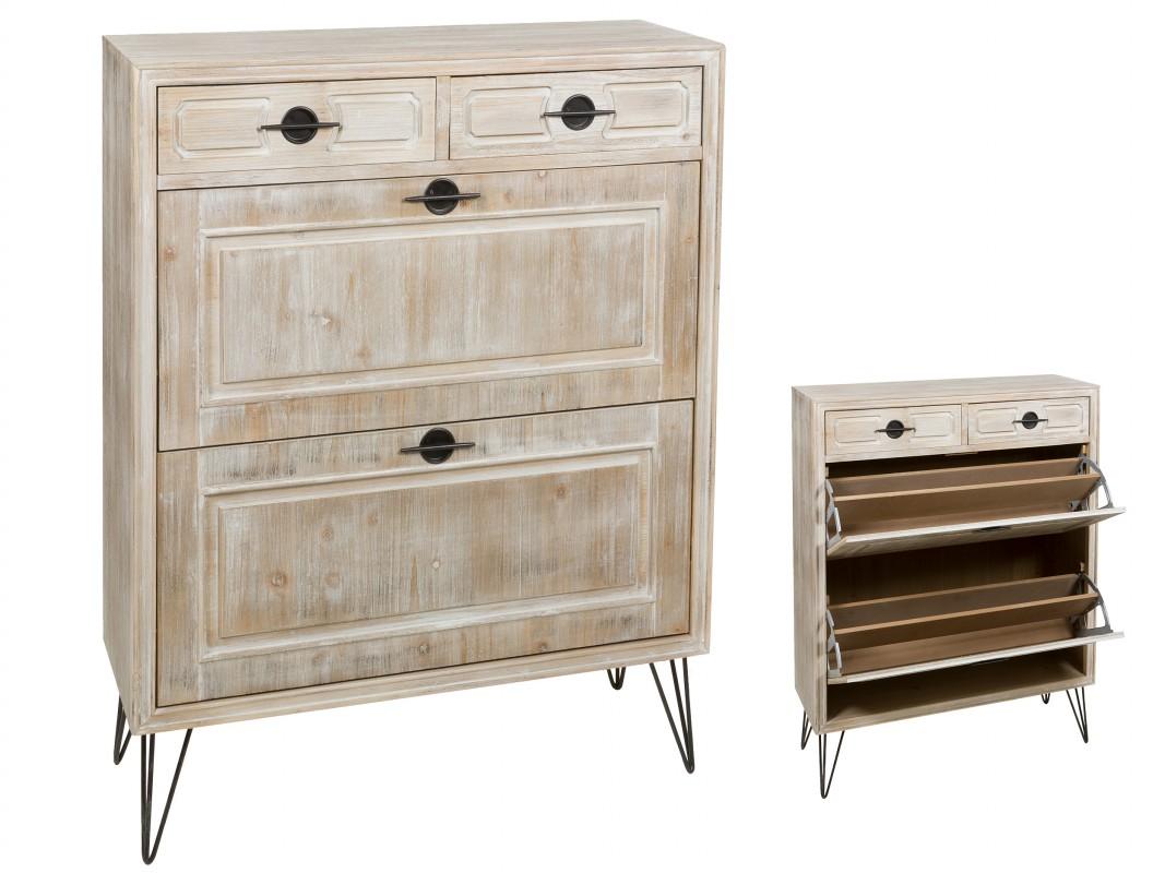 Hacer un zapatero de madera cmo hacer una mesa de comedor for Como hacer muebles para zapatos moderno