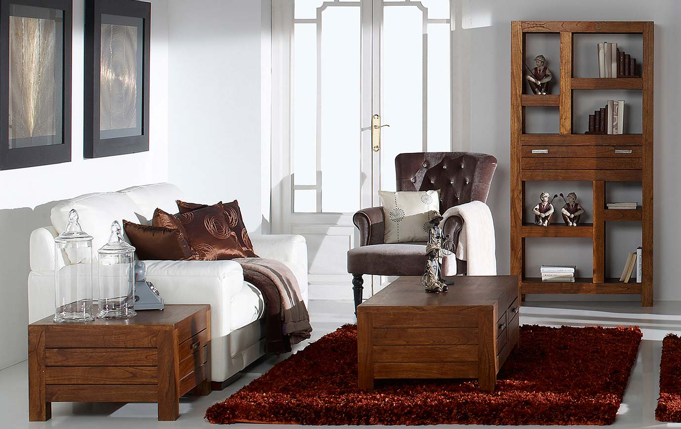 muebles estilo zen colonial de madera mindi colecci n ohio